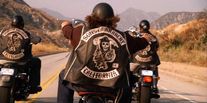 อาร์มสําหรับคลับ biker
