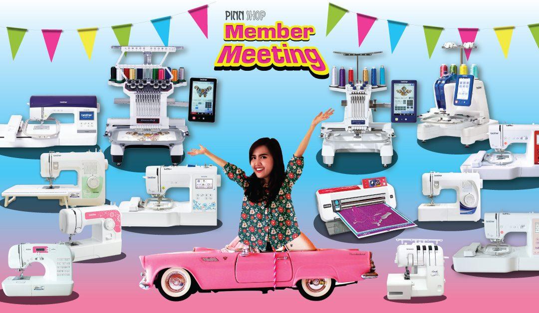 โปรโมชั่น Member Meeting